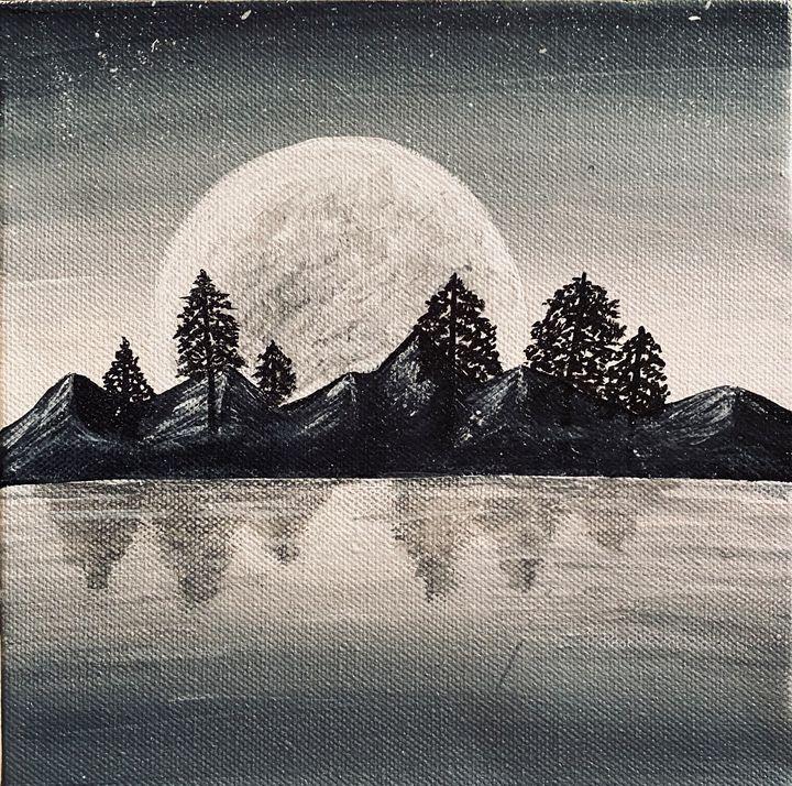 Full moon - Maryy