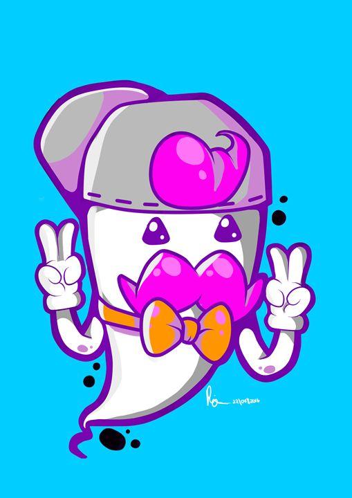 Hip the ghost - Kanjis