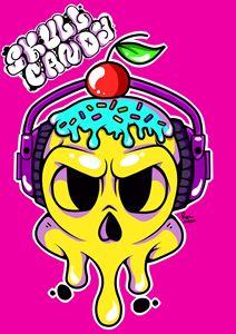Skull Candy - Kanjis