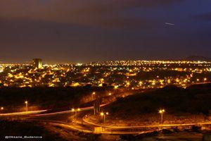 Night in Queretaro