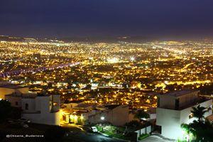 The night city - Oksana