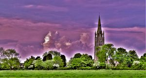 Purple haze church