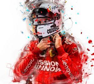 Sebastian Vettel Formula1 2019 Sport
