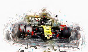 Daniel Ricciardo Renault Formula1