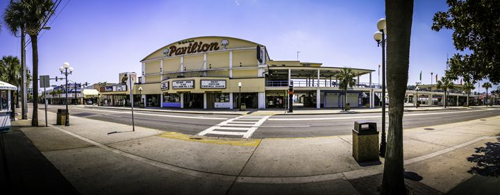 The Old Myrtle Beach Pavilion - Myrtle Beach Days Collection