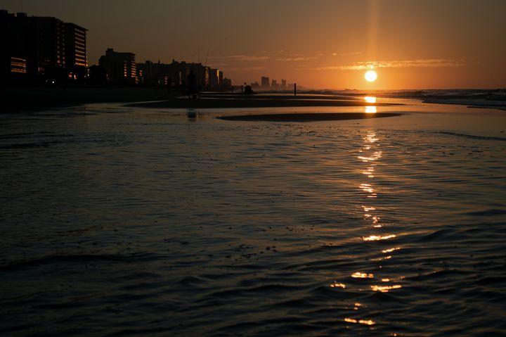 Golden Sunrise - Myrtle Beach Days Collection
