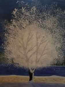 Winter Tree - 4T Studios Design