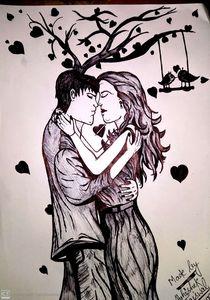 Romantic loving couples💕💕