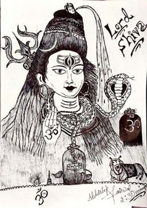 The collection of power ,Shiva.