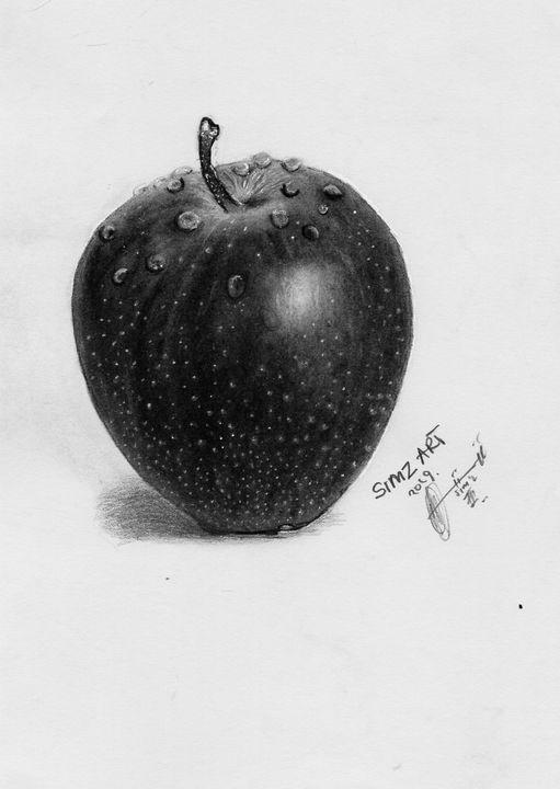 Fresh  Apple - SIMZ Art