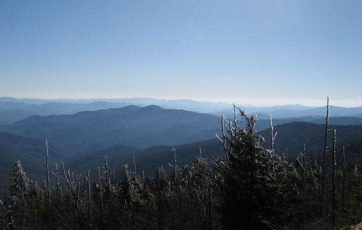 The Great Smoky Mountains - Brian Deming