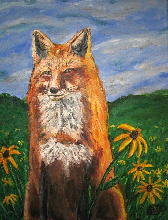 Feral Fox - Brian Deming