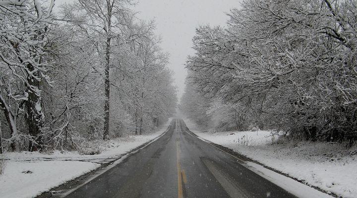 Winter Road - Brian Deming