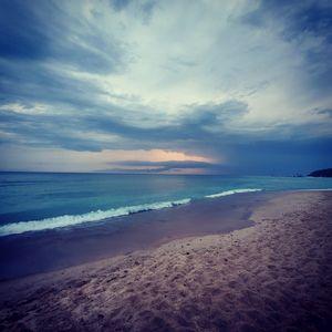 South Beach shore