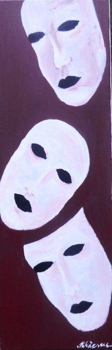 Masks - Painter