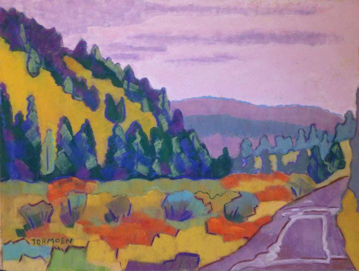 After the Rain - Susan Tormoen