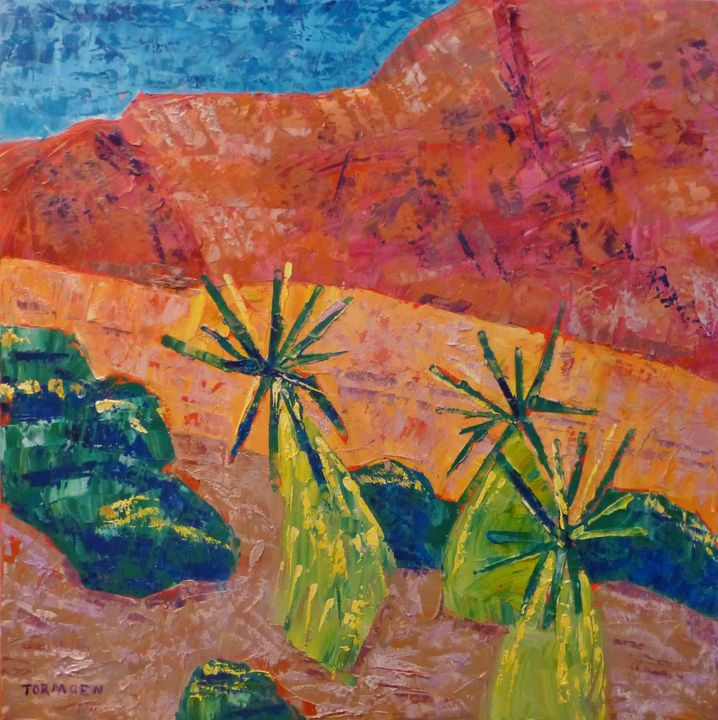 Yucca in Nevada - Susan Tormoen