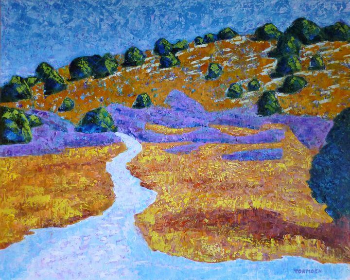 Winter Hike - Susan Tormoen