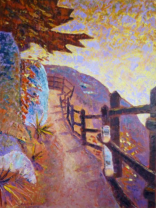 On Barr Trail - Susan Tormoen