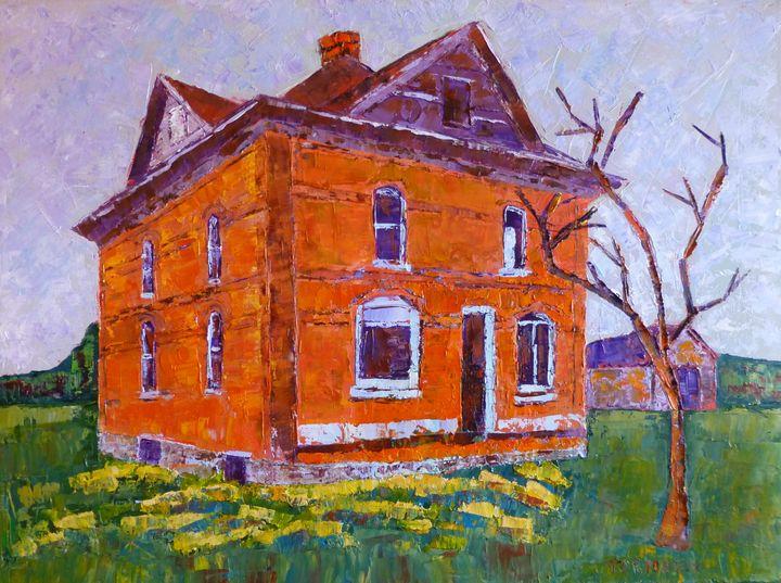 This Old House - Susan Tormoen