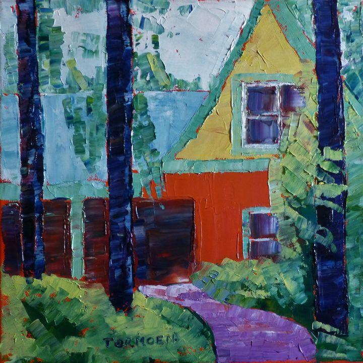 At Home in Aspen - Susan Tormoen