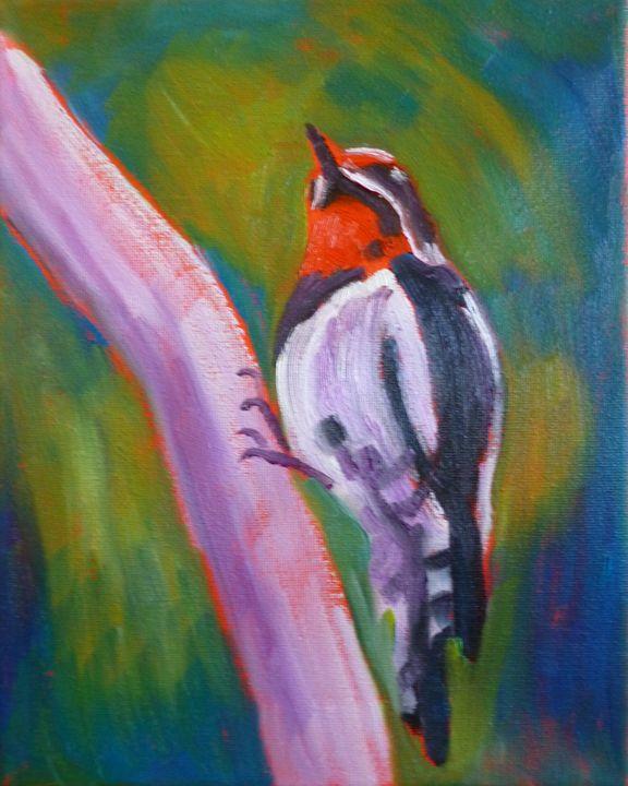 Colorado Bird II - Susan Tormoen
