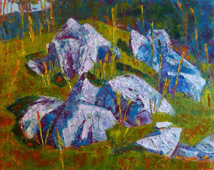 Almost Abstract - Susan Tormoen