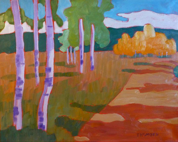 Red's Ranch with Aspen - Susan Tormoen