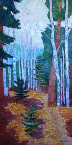 Path with Aspen II