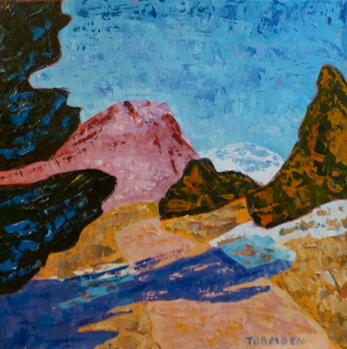 Peek at the Peak - Susan Tormoen