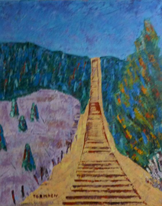 The Incline - Susan Tormoen