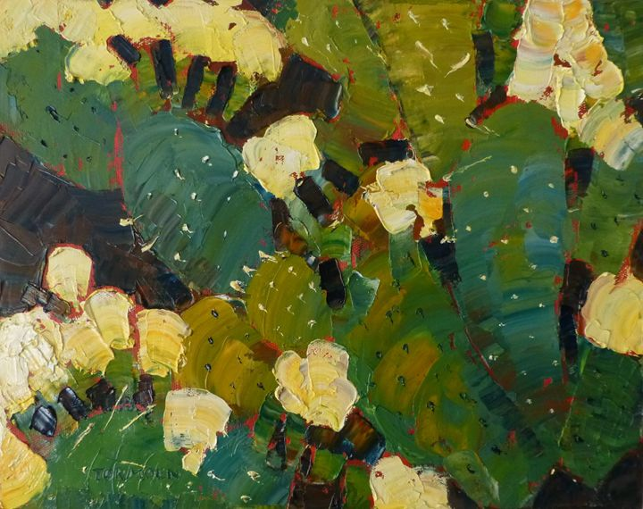 Maddy's Cactus - Susan Tormoen
