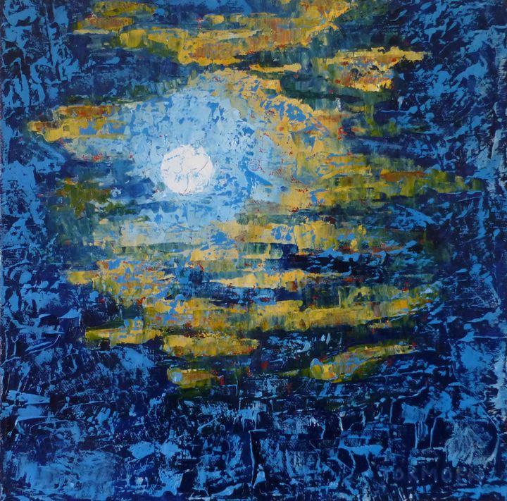 After the Sunset - Susan Tormoen