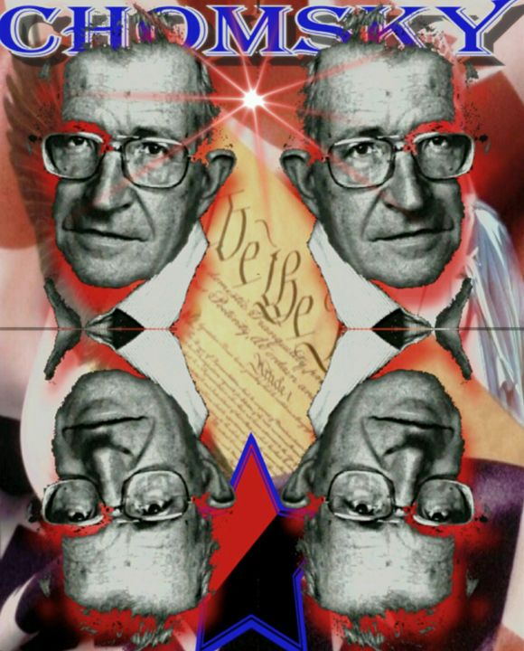 Noam Chomsky and the Constitution - F.R.@.M.E.X
