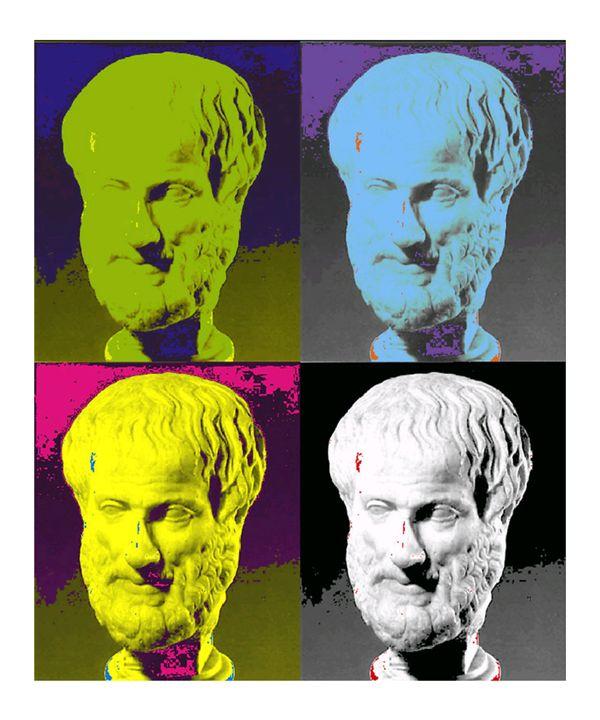Aristotle in Pop (2012) - F.R.@.M.E.X