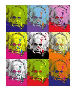 Einstein in Pop (2012)