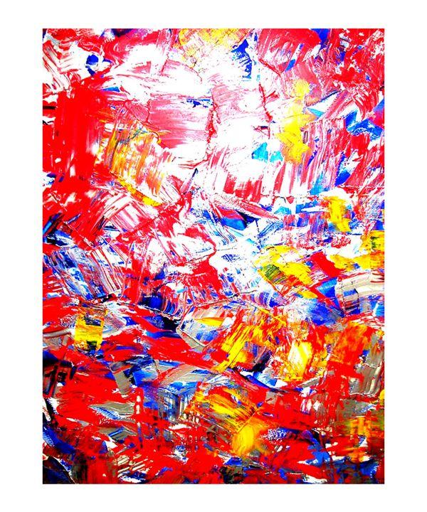 Multicolored Abstraction (2003) - F.R.@.M.E.X
