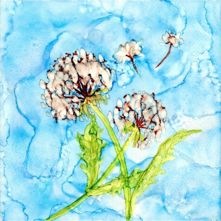 Dandelion Daydream - Inkapades
