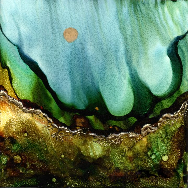 Falling Light - Alchemy Artisan Works