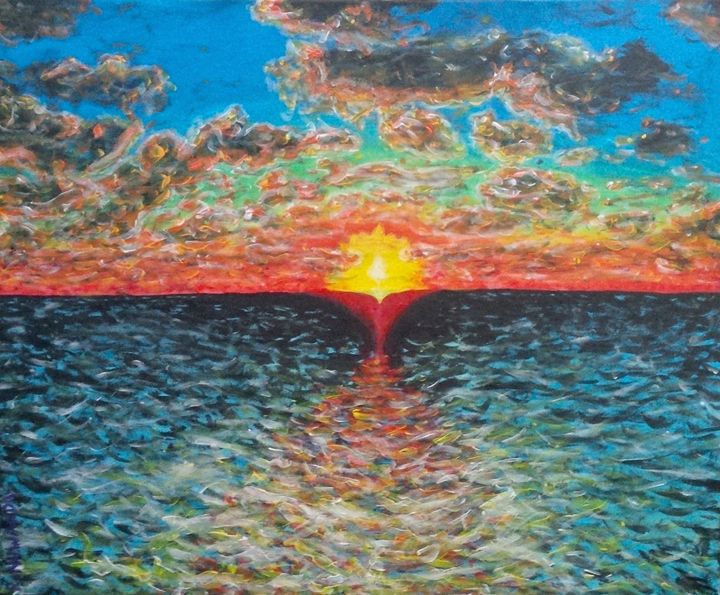 Ocean Sunset - Robbie Nuwanda