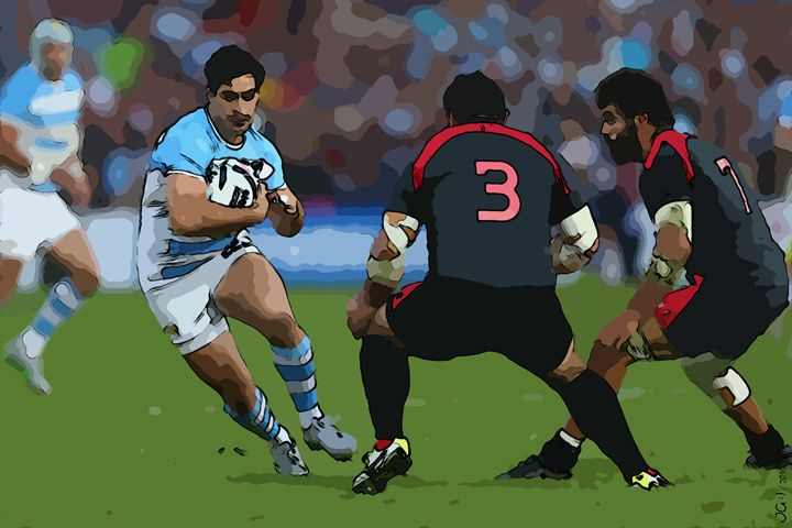 Rugby - moments to remember_09 - Sports and beautiful - JG