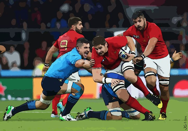 Rugby - moments to remember_12 - Sports and beautiful - JG