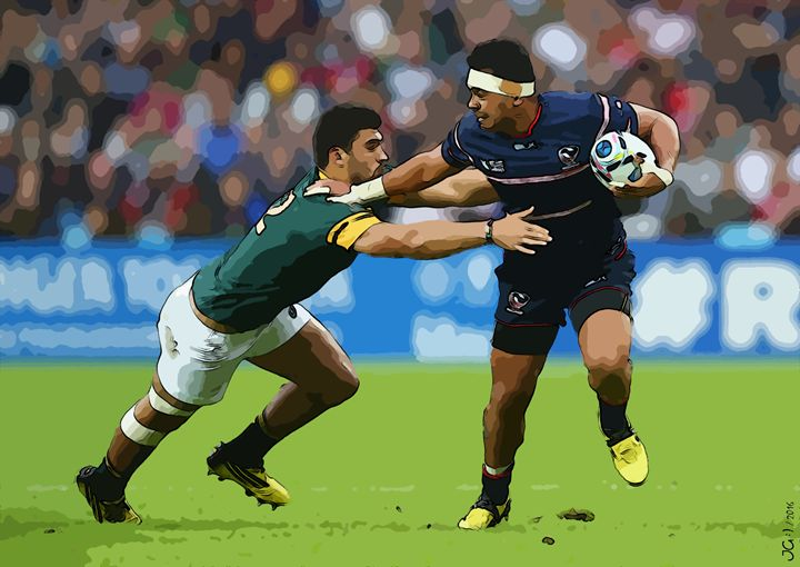 Rugby - moments to remember_42 - Sports and beautiful - JG