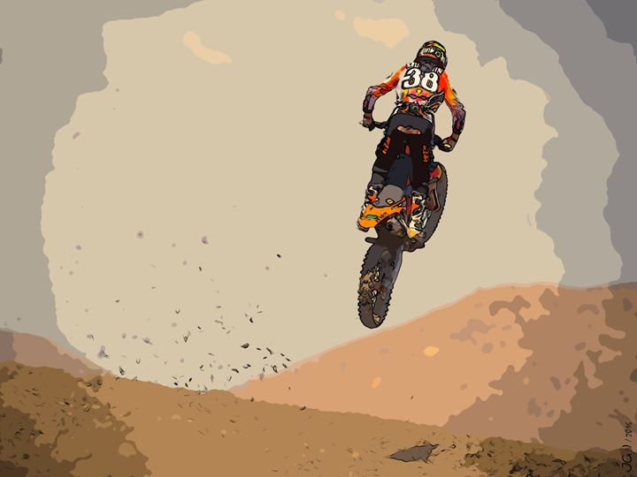 Motorcross - moments to remember_06 - Sports and beautiful - JG