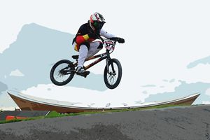 Cycling+BMX - moments to remember_12 - Sports and beautiful - JG