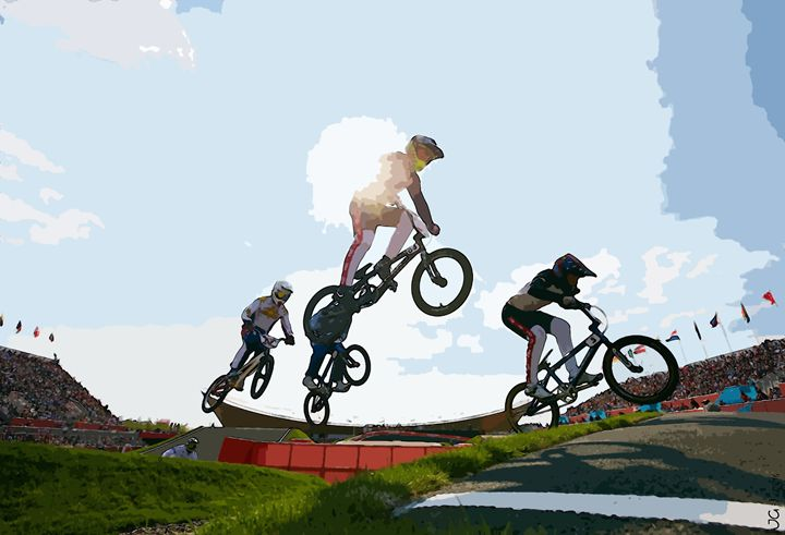 Cycling+BMX - moments to remember_18 - Sports and beautiful - JG
