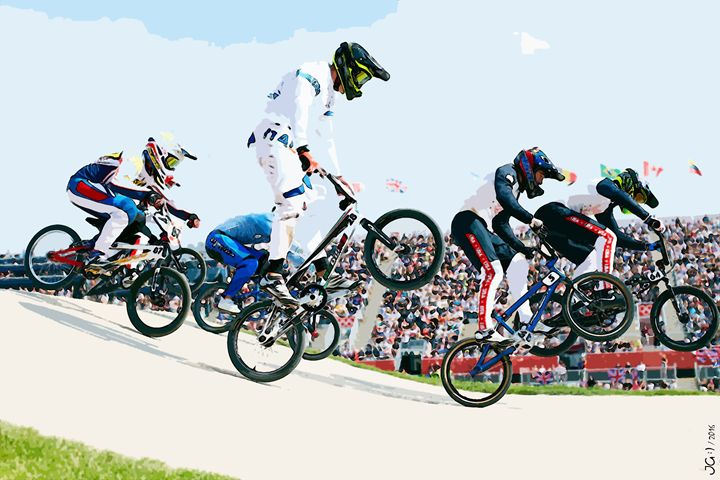 Cycling+BMX - moments to remember_20 - Sports and beautiful - JG
