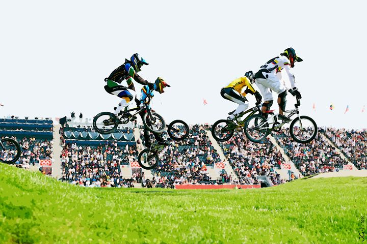 Cycling+BMX - moments to remember_21 - Sports and beautiful - JG