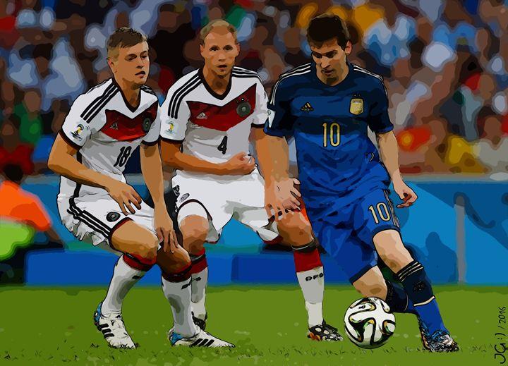 Football (Soccer)_14 - Sports and beautiful - JG