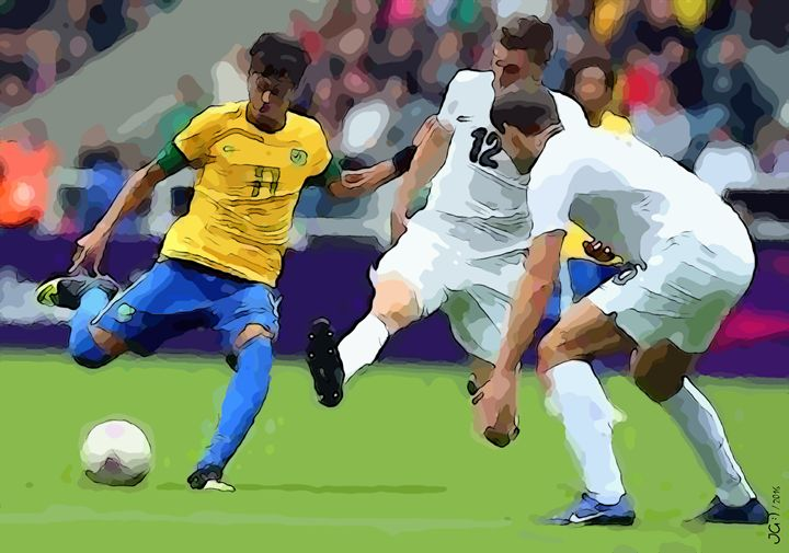 Football (Soccer)_25 - Sports and beautiful - JG
